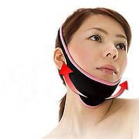 Маска  для  лица с 3d эффектом лифтинг Face Lift up belt