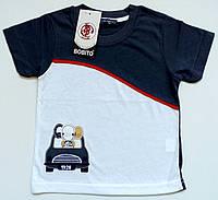 """Футболка для мальчика """"Слоник"""" (рост 86), """"Bobito"""", Турция."""