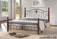 Кровать Onder Mebli Agnes 160*200 Малайзия