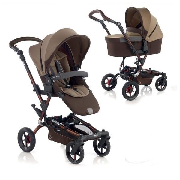 Детская коляска 2 в 1 Jane Epic Coche Nano