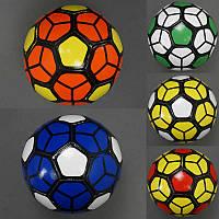 Мяч футбольный 772-622 (100) 270-280 амм, 5 видов