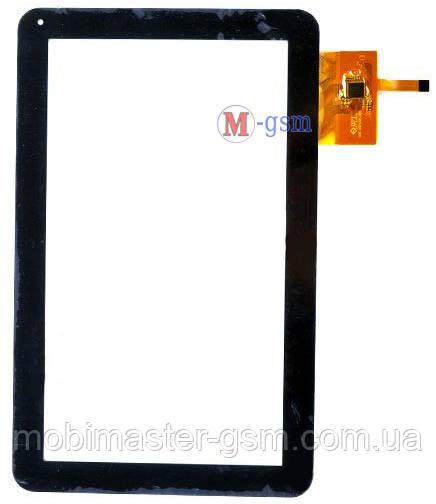 Тачскрин (сенсор) YC0141-101C-B/ MF-511-101F/ QLT1007 черный