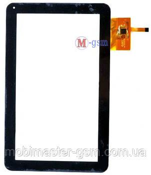 Тачскрин (сенсор) YC0141-101C-B/ MF-511-101F/ QLT1007 черный, фото 2