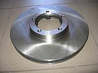 Тормозной диск R14 вентилируемый Meyle 7155217016 на Ford Transit год 1992-2000