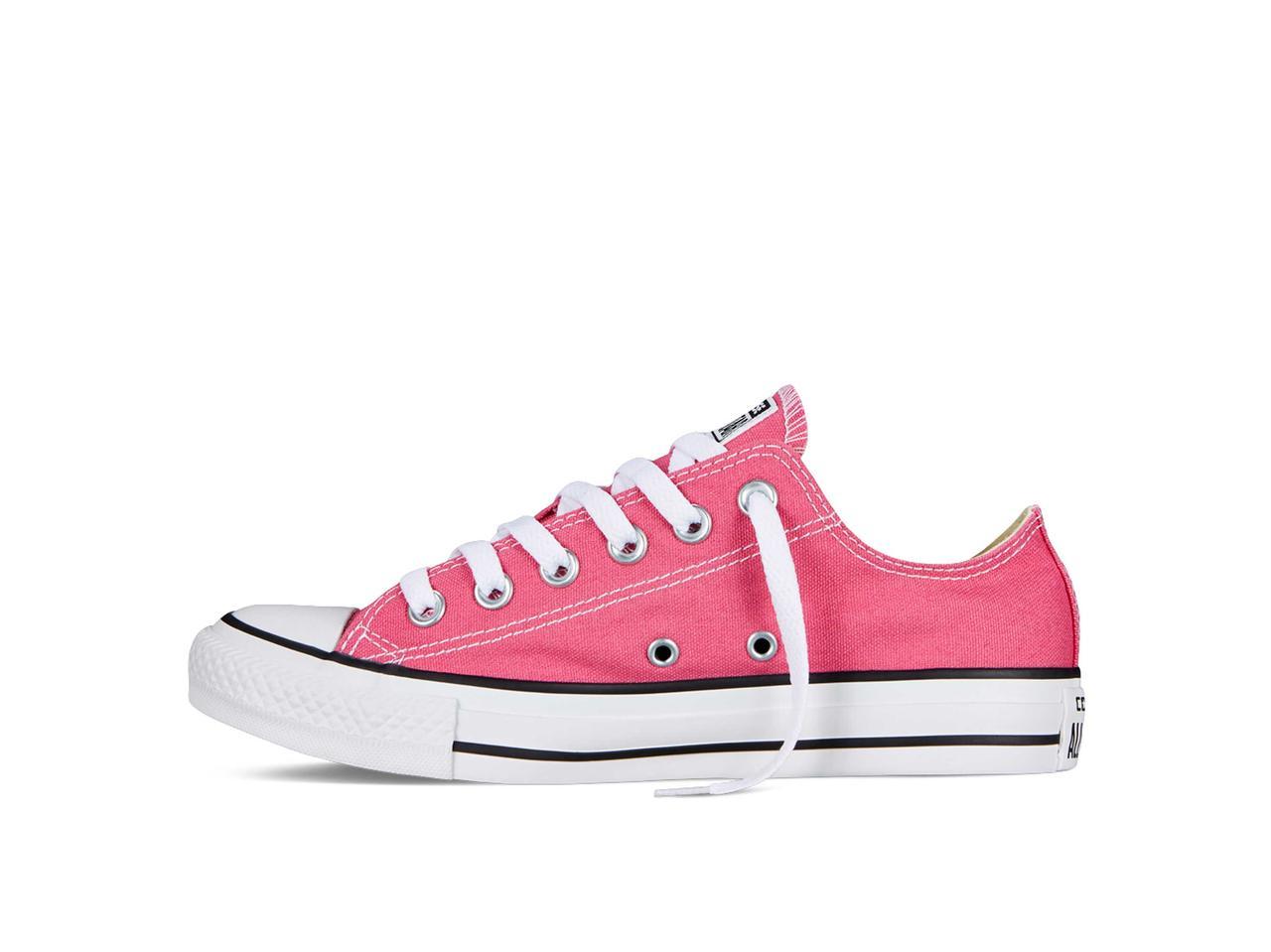 Кеды Converse розовые женские подростковые All Star Chuck Taylor