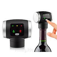 Электрическая вакуум пробка для вина вакуумная винная пробка