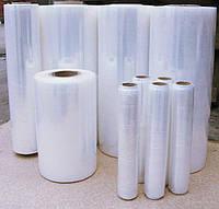 Стрейч пленка прозрачная, для упаковки грузов, посылок 17 мк, 12 кг