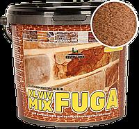 Заполнитель швов / Песчаник Какао KLVIV MIX FUGA / 5 кг.