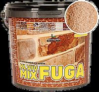 Заполнитель швов / Травертин Карамель KLVIV MIX FUGA / 5 кг.