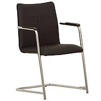 DESILVA CHROME ARM ECO стул для посетителей