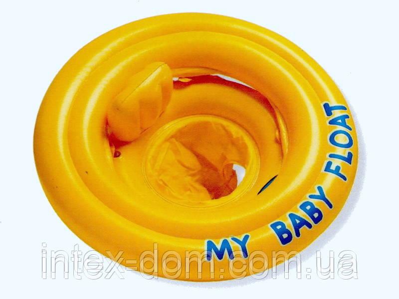 Надувной круг с трусами Intex 56575
