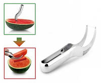 Нож для чистки и резки арбуза стальной