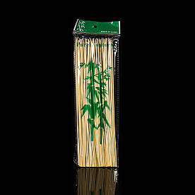 Палочки для шашлыка бамбуковые, 20 см шпажки, шампура