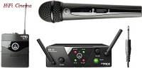 AKG WMS40Mini2Mix – Беспроводная радио система