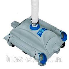 Автоматический вакуумный пылесос для очистки дна бассейнов Intex Auto Pool Cleaner Intex 58948