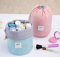 Органайзер для косметики (голубой и розовый)