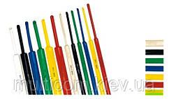 16-00-001. Термоусадка RSFR-105 (2х) 0,8/0,4мм, цветная, 1м