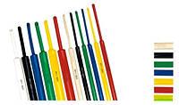 16-0101. Термоусадка RSFR-105, 1,0/0,5мм, 1м цветная