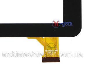 Тачскрин (сенсорный экран) UMA71 (p/n: ZJ-70039E,GT70PW86V) черный, фото 2