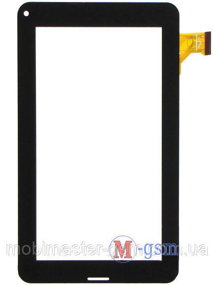 Тачскрин (сенсорный экран) UMA71 (p/n: ZJ-70039E,GT70PW86V) черный