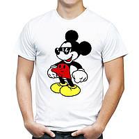 """Мужская футболка """"Микки Маус"""""""