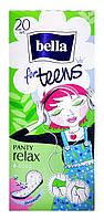 Ежедневные прокладки Bella for Teens Relax - 20 шт.