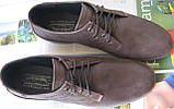 Levis туфли мужские коричневого цвета в стиле Левис кожа весна лето осень, фото 7