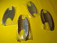 Накладки под дверные ручки хром Mercedes w220 1998 - 2005 Wellstar