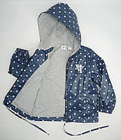 Ветровка детская 110-134р.