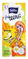 Ежедневные прокладки Bella for Teens Energy - 20 шт.