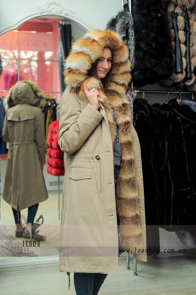 Магазин зимней женской верхней одежды