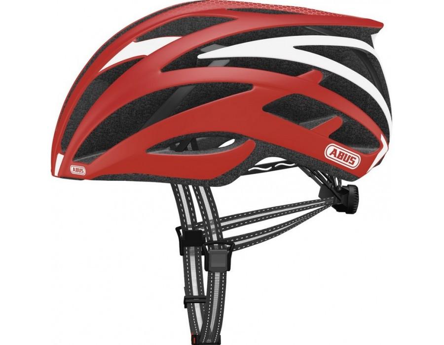 Велошлем ABUS TEC-TICAL Pro v.2 Comb red (M)