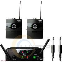 AKG WMS40Mini2Instr – Беспроводная инструментальная радио система