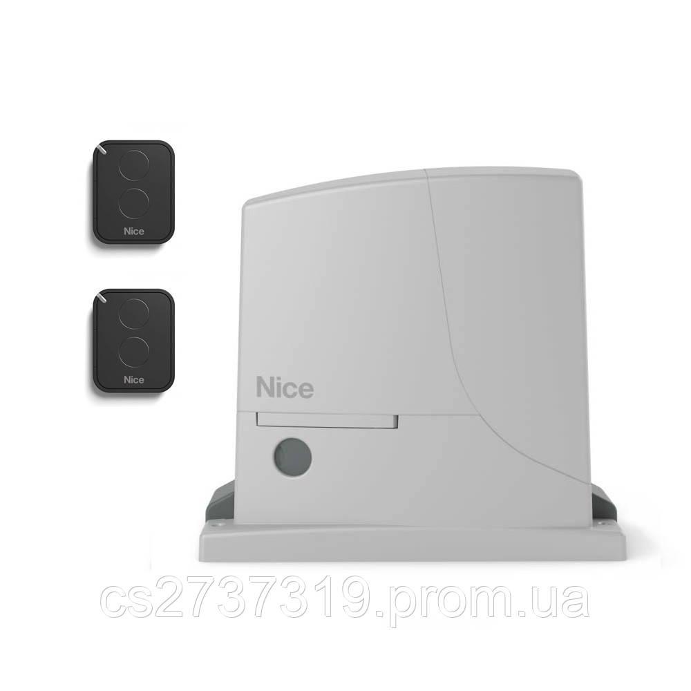 Автоматика для откатных ворот NICE ROX1000KLT