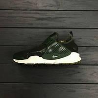 Кроссовки мужские Nike Dart x Stone Island 15019 темно-зеленые