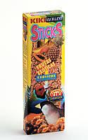 Колосок для экзотических птиц KIKI STICKS с экзотическими фруктами