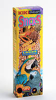Колосок для крупных попугаев KIKI STICKS с экзотическими фруктами
