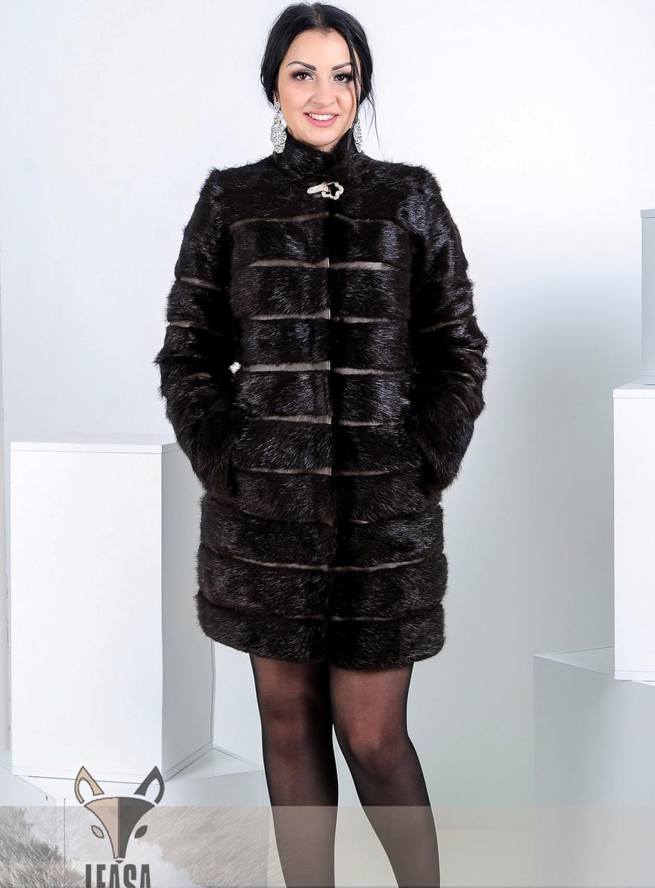 ee6602e56d7eb Распродажа женской зимней верхней одежды - Женские шубы и меховые жилетки  от Украинского производителя   LEAshop