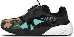 Мужские кроссовки Puma Disc Blaze Night Jungle 363060-01, Пума Диск Блейз