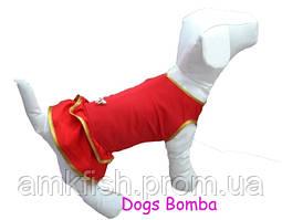 Платье O-38 для собак DogsBomba