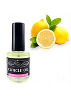 Масло для кутикулы Magic Touch Lemon Yellow 15ml лимон желтое