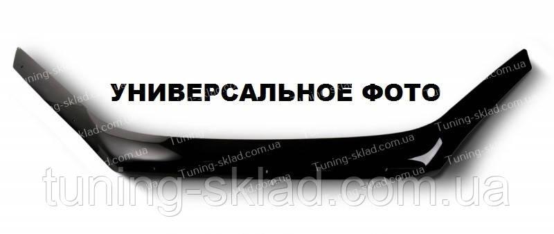 Дефлектор Лада Калина (мухобойка на капот Lada Kalina)
