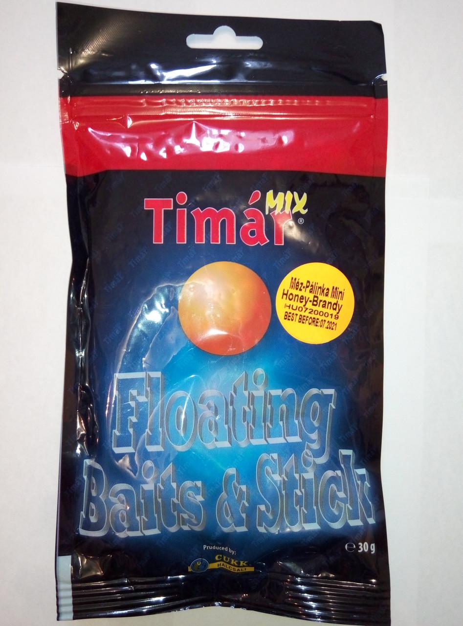 Повітряне тісто Timar mix Мед-Бренді 30 г (наживка рибальська)