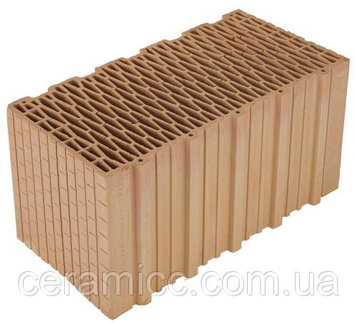 Керамический блок, HELUZ STI 49 шлифованный