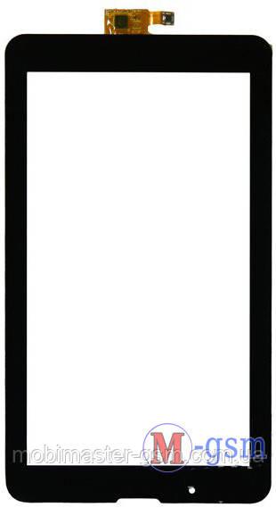 Тачскрин (сенсорный экран)  (p/n: FPC-70C2-V03/04,FPC-70C2-V04) черный