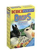 Дропсы для кроликов KIKI DROPS Йогурт