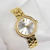 Часы женские наручные Swarovski Mini золото, магазин наручных часов