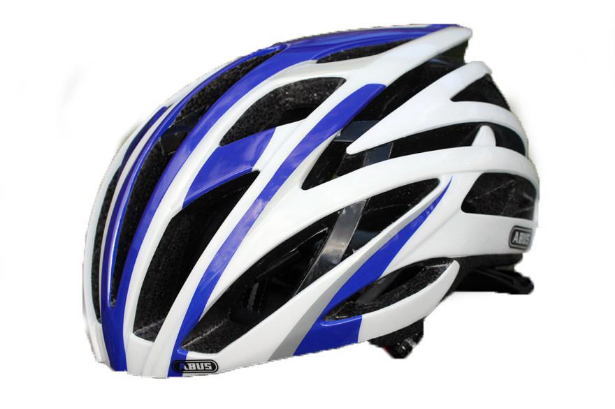 Велошлем ABUS TEC-TICAL Pro v.2 Race blue (M)