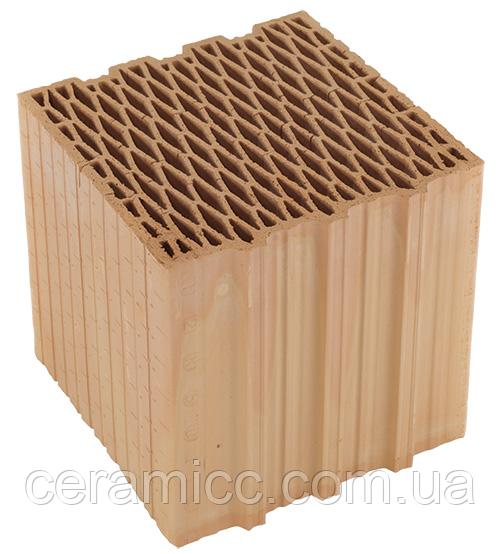 Керамический блок, HELUZ FAMILY 25 шлифованный