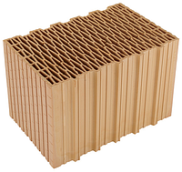 Керамический блок, HELUZ FAMILY 38 2in1 шлифованный